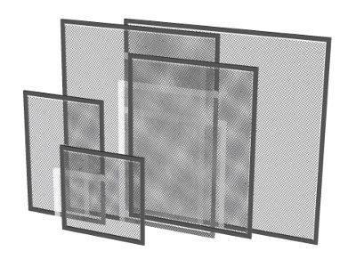 Különböző szúnyogháló típusok hőszigetelt ablakokra