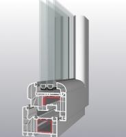 Design 82 Schüco ablak - nyílászáró