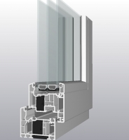 Passive 82 Schüco ajtó – ablak