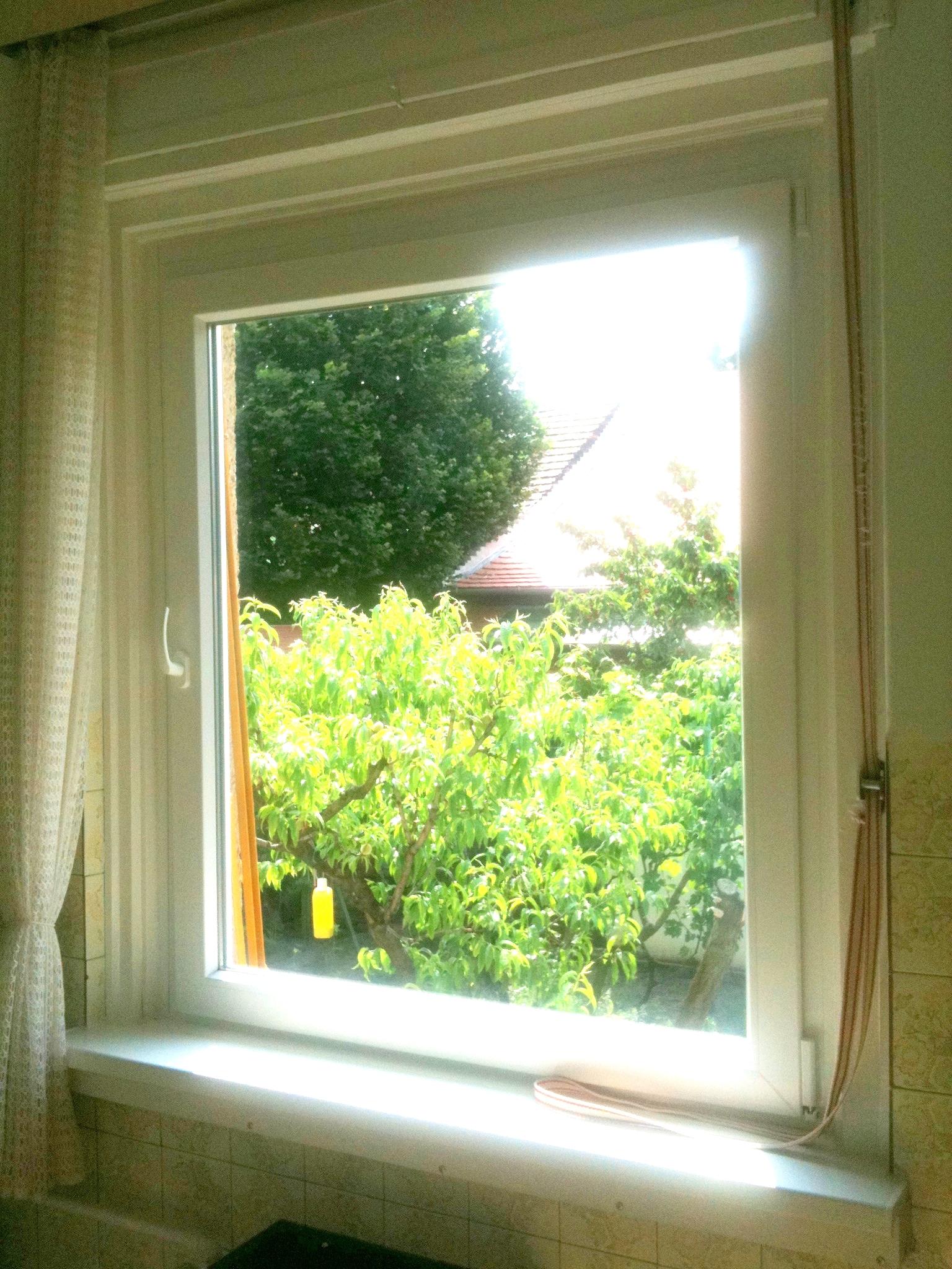 A műanyag ablakok nagyon jó hőszigetelők