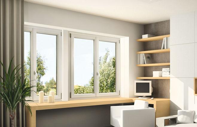 3 rétegű ablak az Aluplast gyártótól