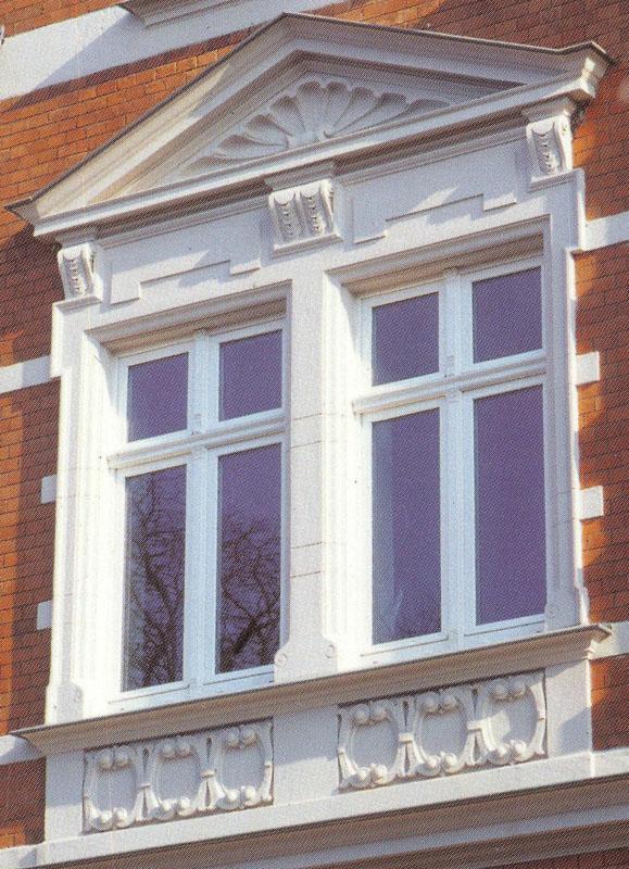 Modern nyílászárók: műanyag ajtó és ablak