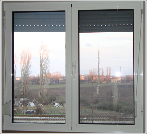 Műanyag nyílászáró: bejárati ajtók és ablakok